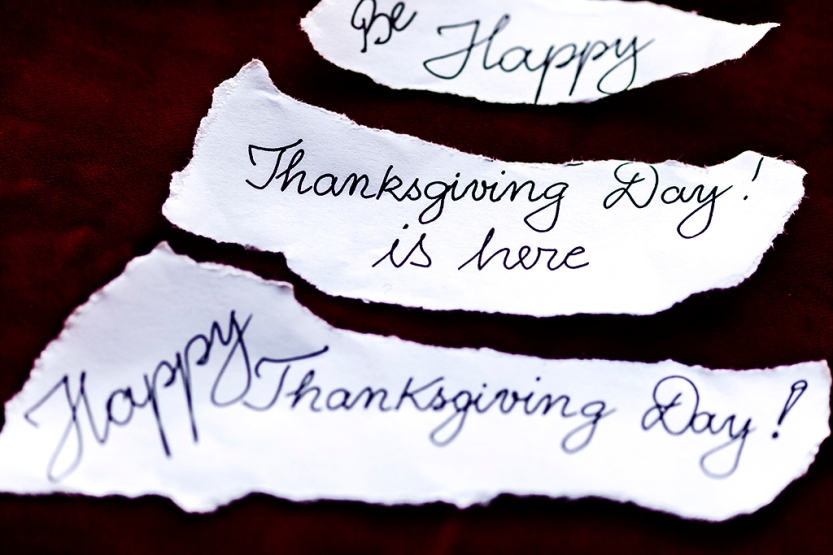 Happy Thanksgiving Day Calligraphy 2015 11 25 8781 web