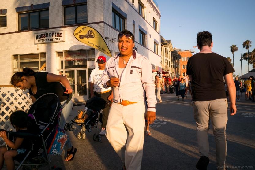 # 20 Street Photography Venice Beach 2016 - Toreador