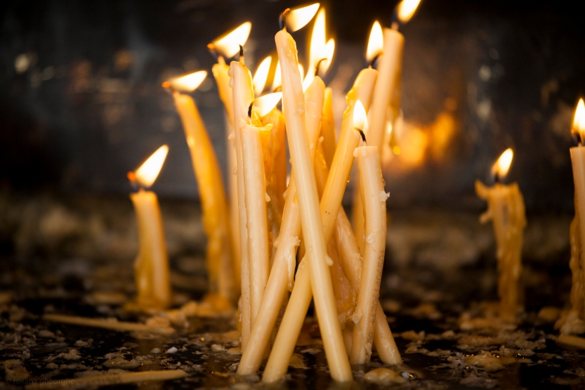 Candles Curtea Domneasca 2017